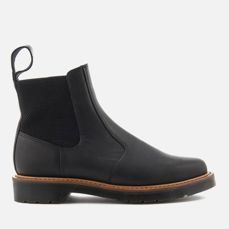 Dr. Martens Men's Core Hardy Leather Chelsea Boots
