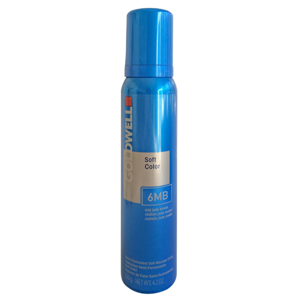 Goldwell soft colour 6mb mid jade brown 120g buy online at ry nvjuhfo Images