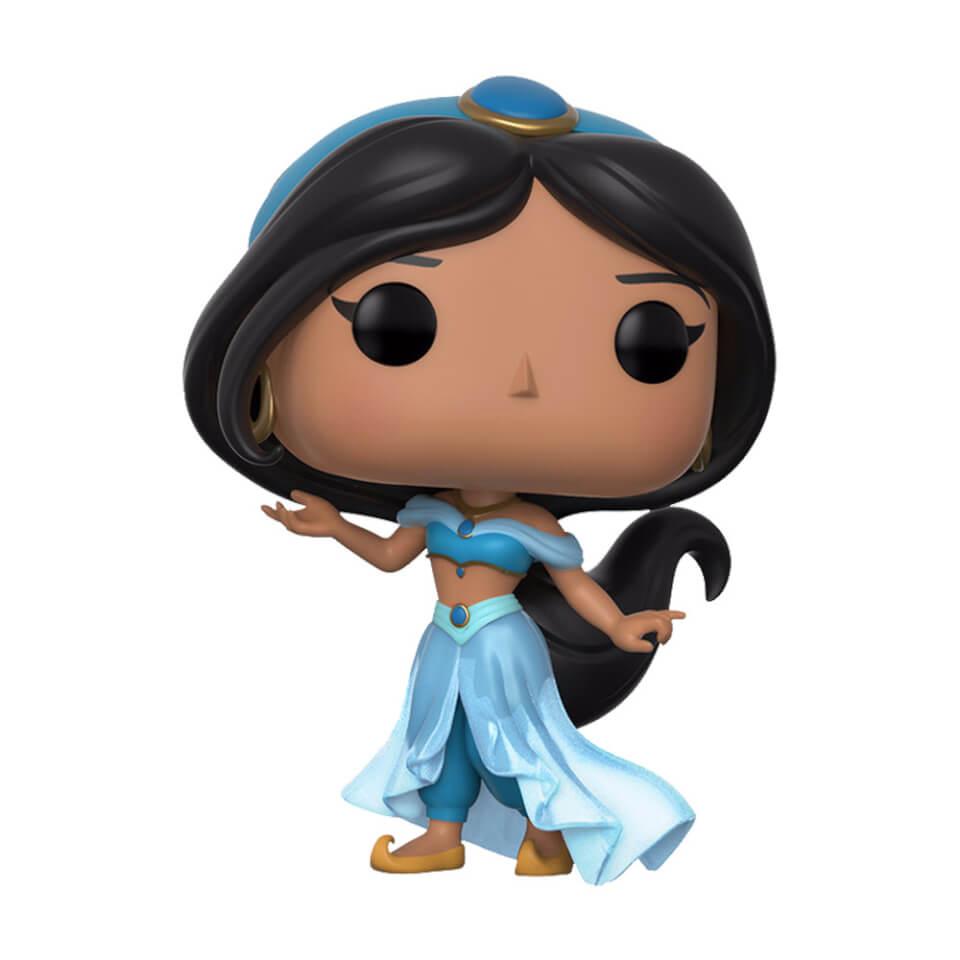 Disney Aladdin Jasmine Pop Vinyl Figure Merchandise Zavvi