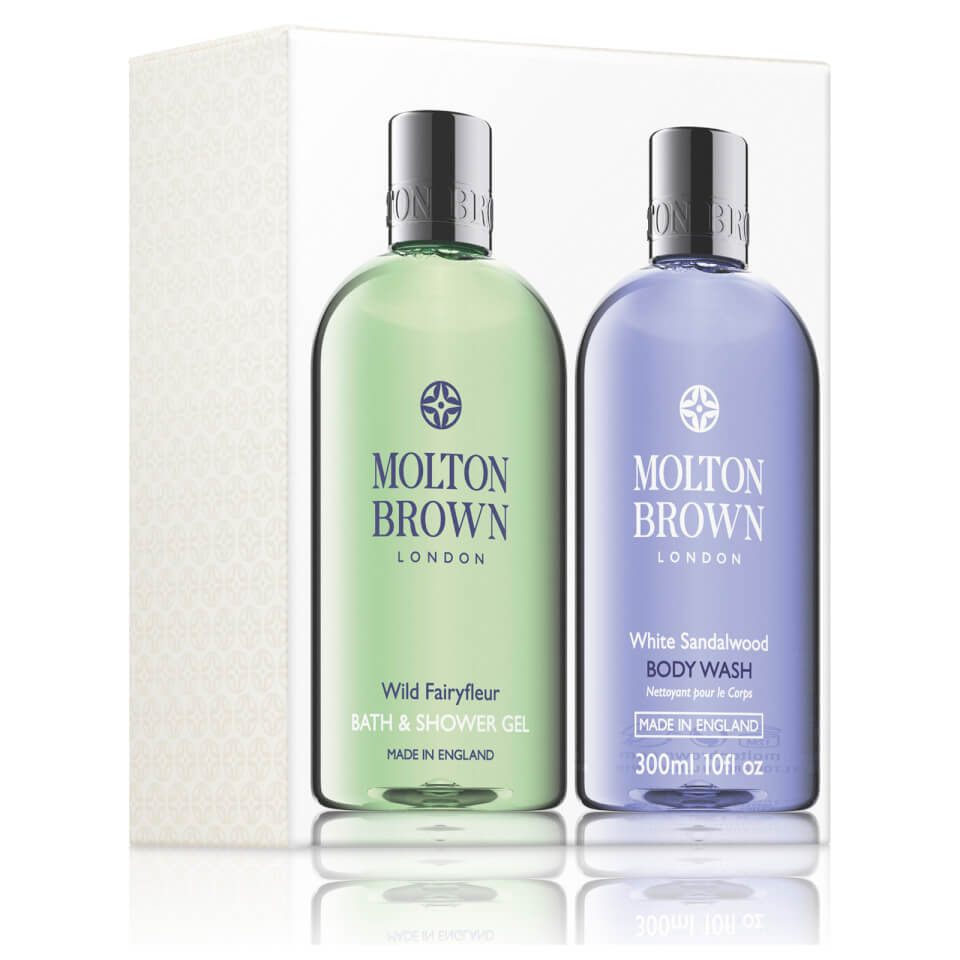 Molton Brown Wild Fairyfleur Amp White Sandalwood Bath And