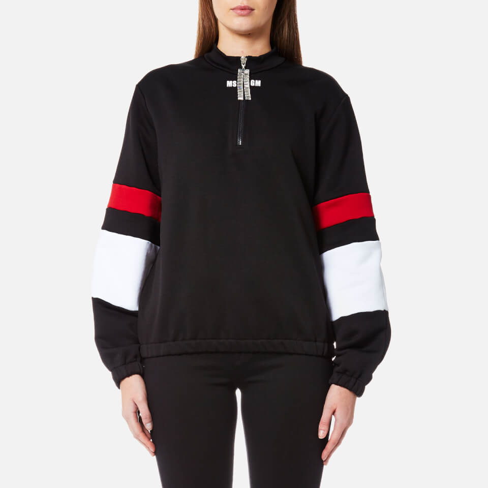 Dark red zip up hoodie