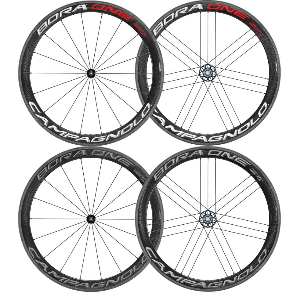 Campagnolo Bora One 50 Tubular Wheelset 2018 | Wheelset
