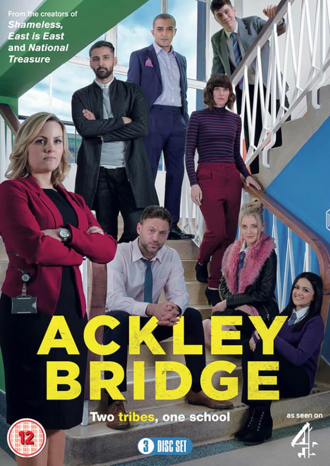 Ackley Bridge Series 1 Dvd Zavvi