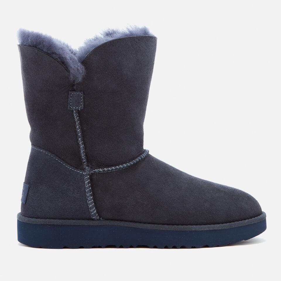 Ugg Women S Classic Cuff Short Sheepskin Boots Imperial