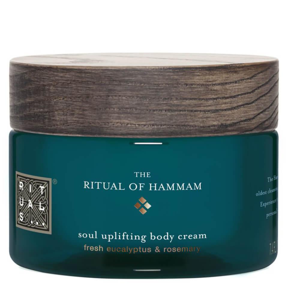 rituals the ritual of hammam body cream 220ml free. Black Bedroom Furniture Sets. Home Design Ideas