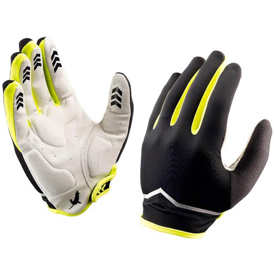 Sealsinz Madeleine Classic Gloves - Black/Yellow | Gloves