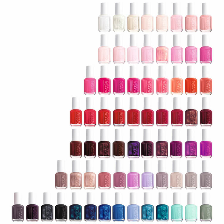 Essie Professional Nail Lacquer | GLOSSYBOX