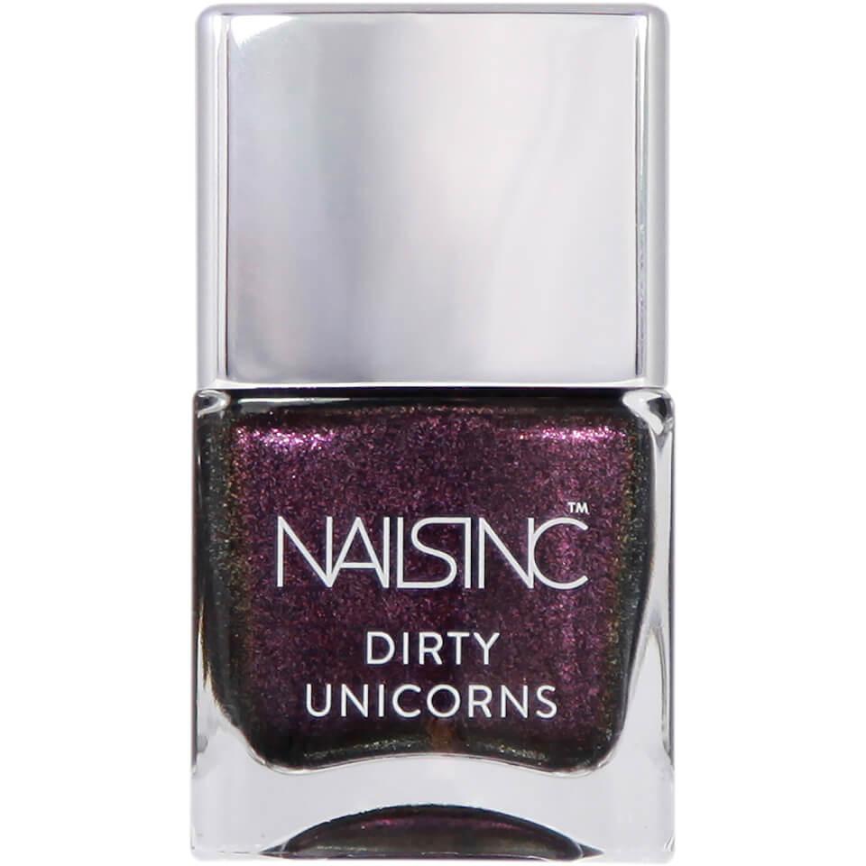nails inc. Rainbow Hooves Pink Nail Varnish 14ml | Free Shipping ...