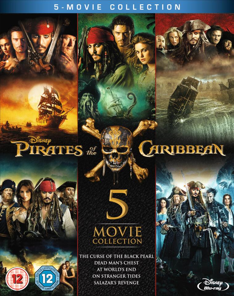 Pirates Of The Caribbean 5 Full Movie