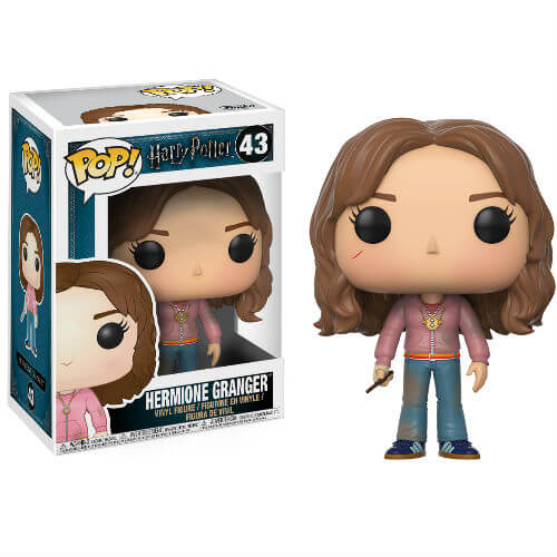 Harry Potter Hermione Granger With Time Turner Pop Vinyl