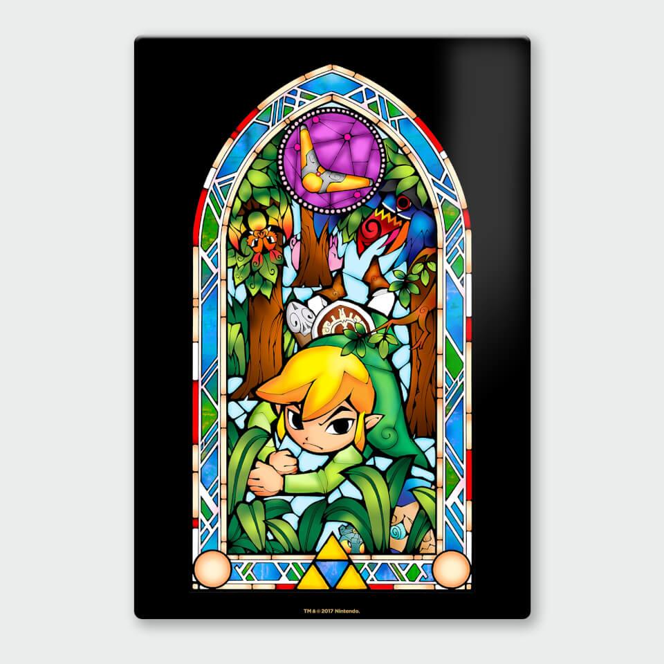 Nintendo Legend Of Zelda Boomerang Chromalux High Gloss