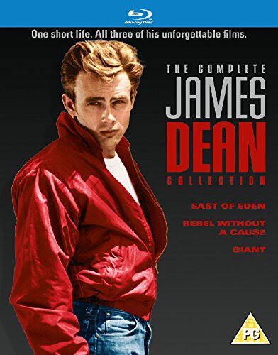 James Dean Collection Blu Ray Zavvi