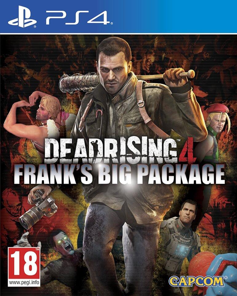 Dead Rising 4 Franks Big Package