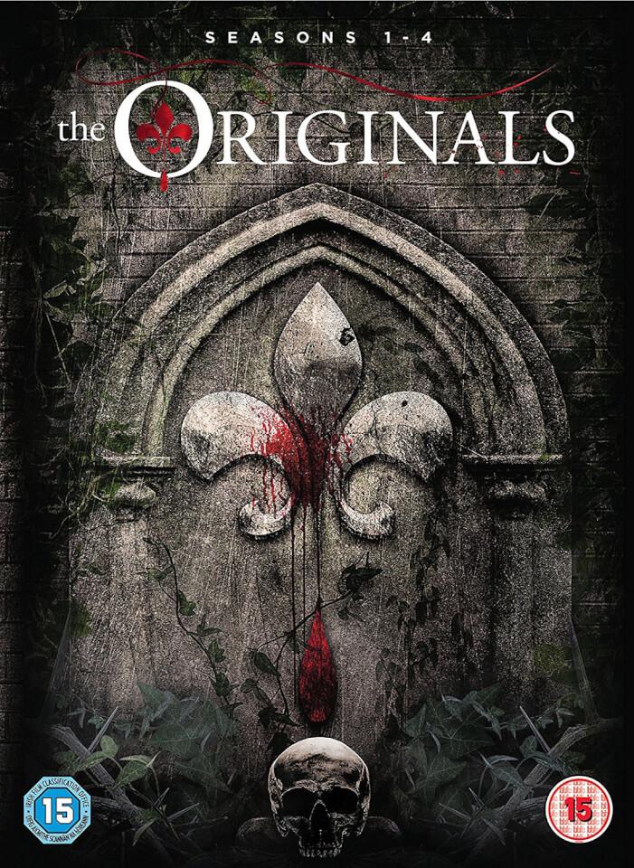 The Originals Season 1 4 Dvd Zavvi