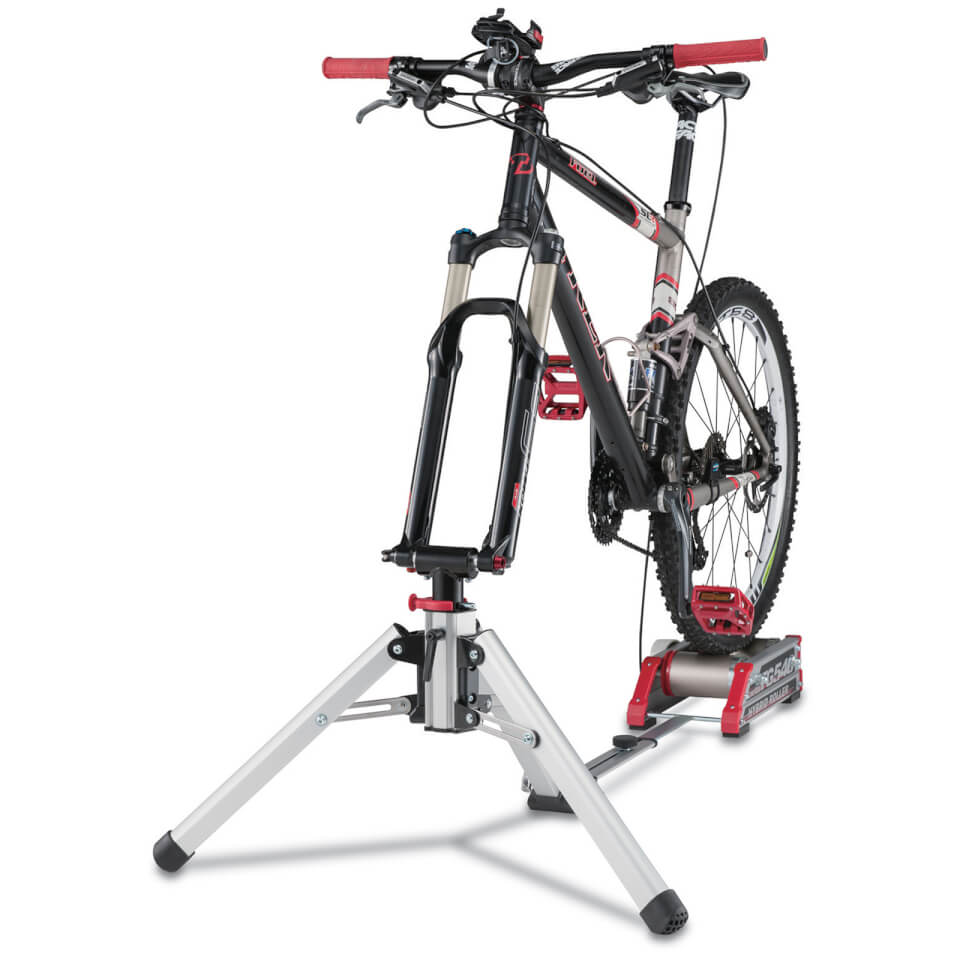Minoura FG540 Live Ride Hybrid Rollers | Hometrainers