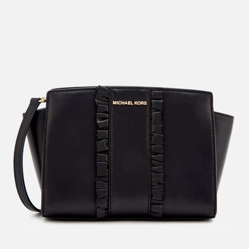 8c6a337546f6 MICHAEL MICHAEL KORS Women s Selma Medium Messenger Bag ...