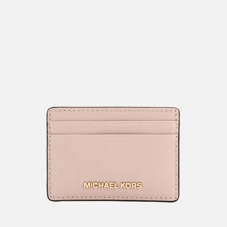 4c4c3624311ed MICHAEL MICHAEL KORS Women s Money Pieces Card Holder - Soft Pink - Free UK  Delivery over £50