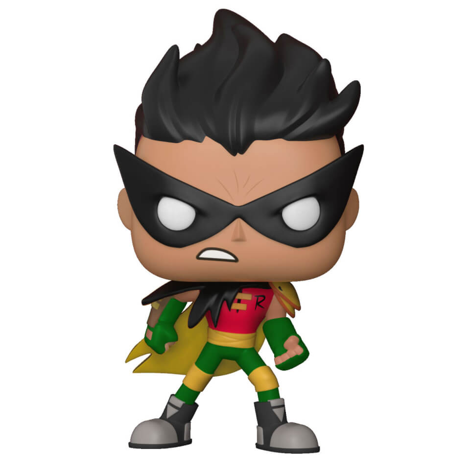 Teen Titans Go Robin Pop Vinyl Figure Pop In A Box Us