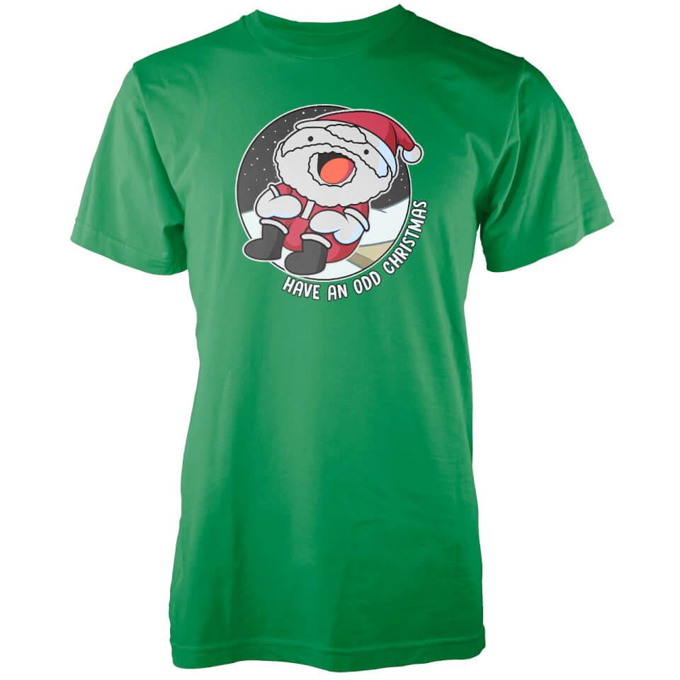 Odd1sout Odd Christmas Green T Shirt Pop In A Box Canada