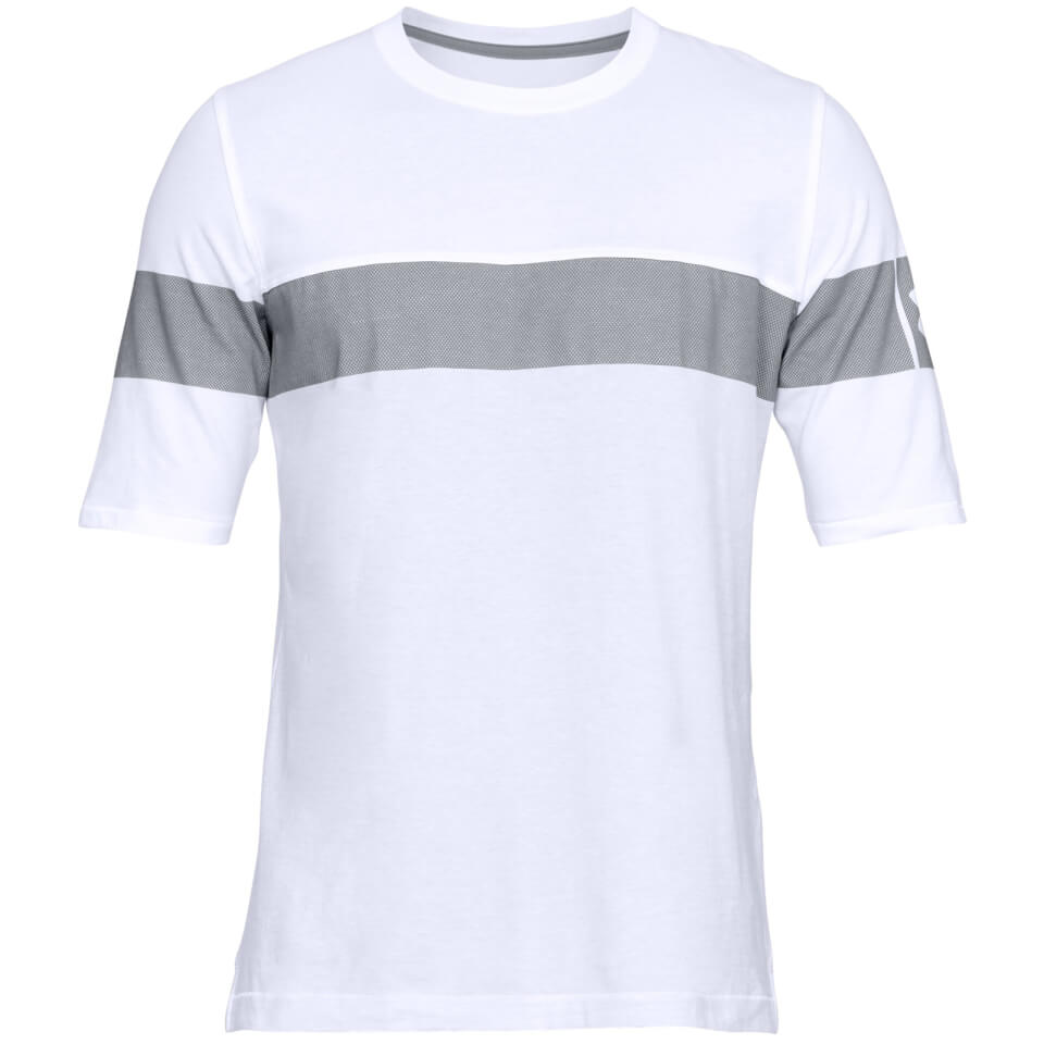 Under Armour Men's Sportstyle Football Top - White | Amour