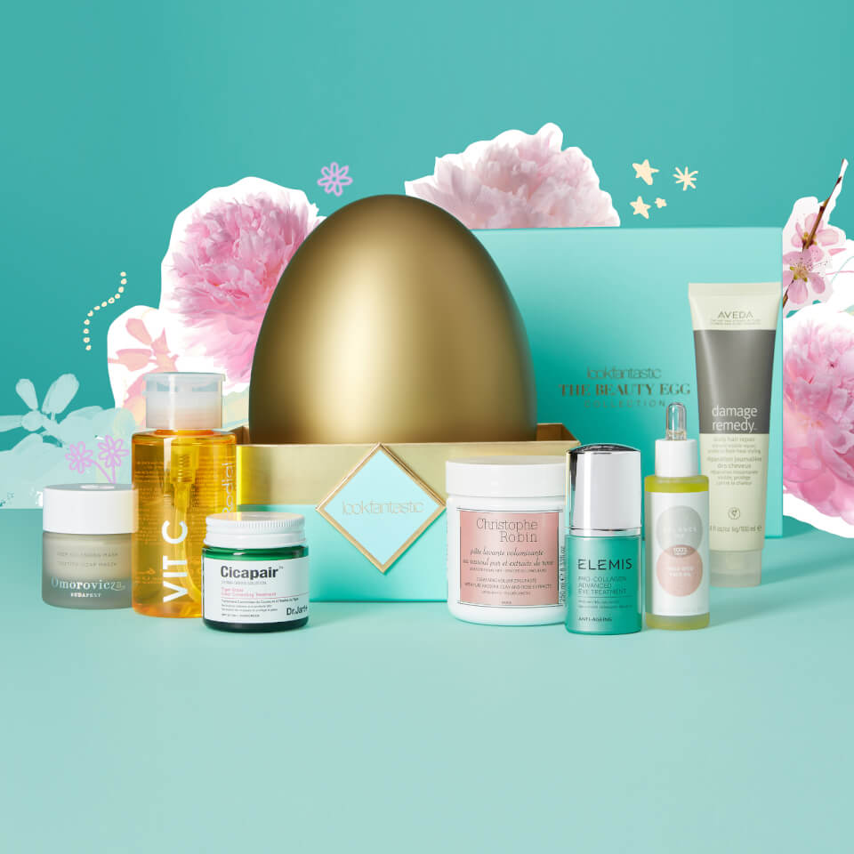 lookfantastic The Beauty Egg Collection 2020 (Worth £284)