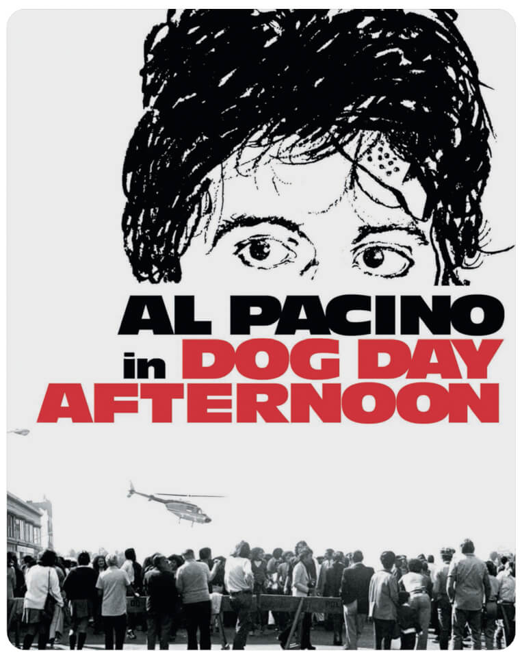 Dog Day Afternoon Blu Ray