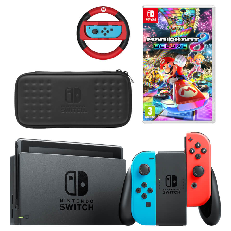 nintendo switch mario kart pack nintendo official uk store. Black Bedroom Furniture Sets. Home Design Ideas