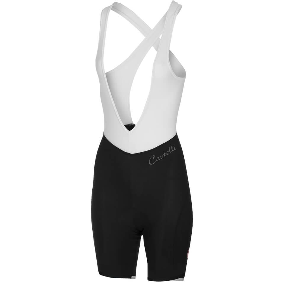 Castelli Vista Womens Bibshort   Trousers