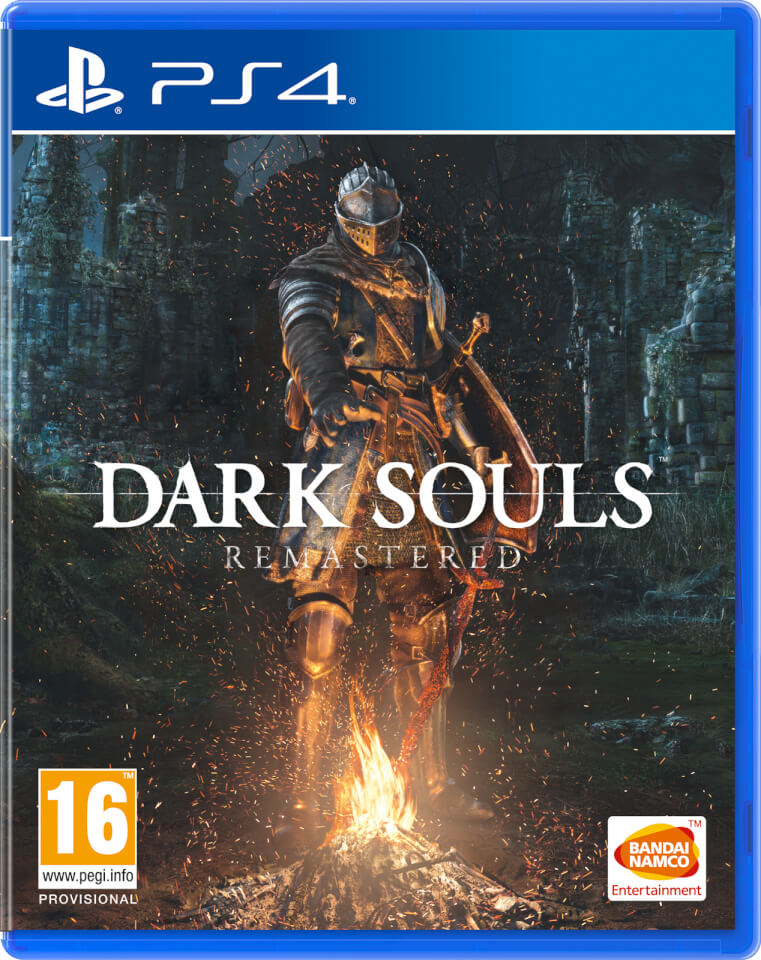 Dark Souls Remastered Ps4 Zavvi