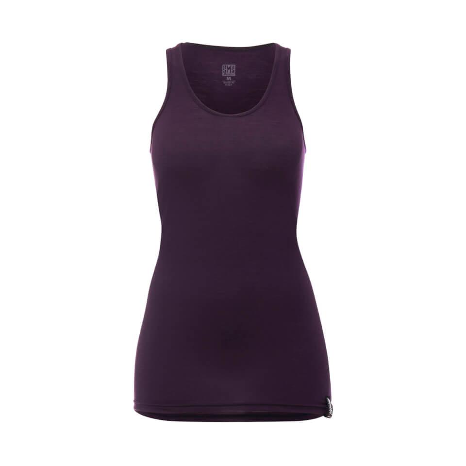 Santini Women's Tech Sleeveless Baselayer - Purple | Base layers