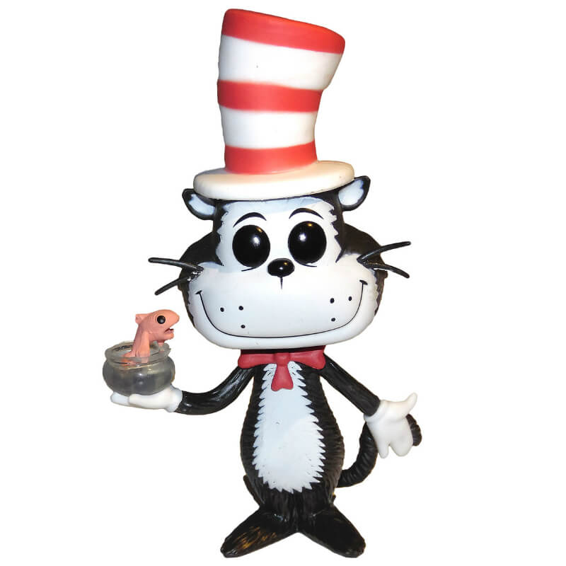 Cat In The Hat Dorbz Limited Edition