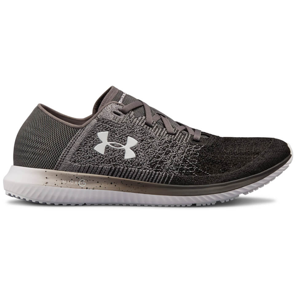 Under Armour Men's Threadborne Blur Running Shoes - Black/Grey | Running shoes