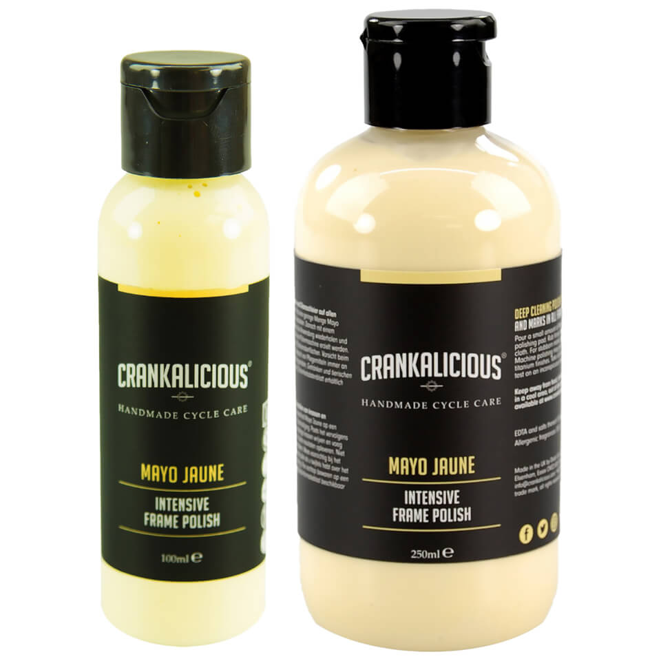 Crankalicious Mayo Jaune Intensive Cleaner | polish_and_lubricant_component
