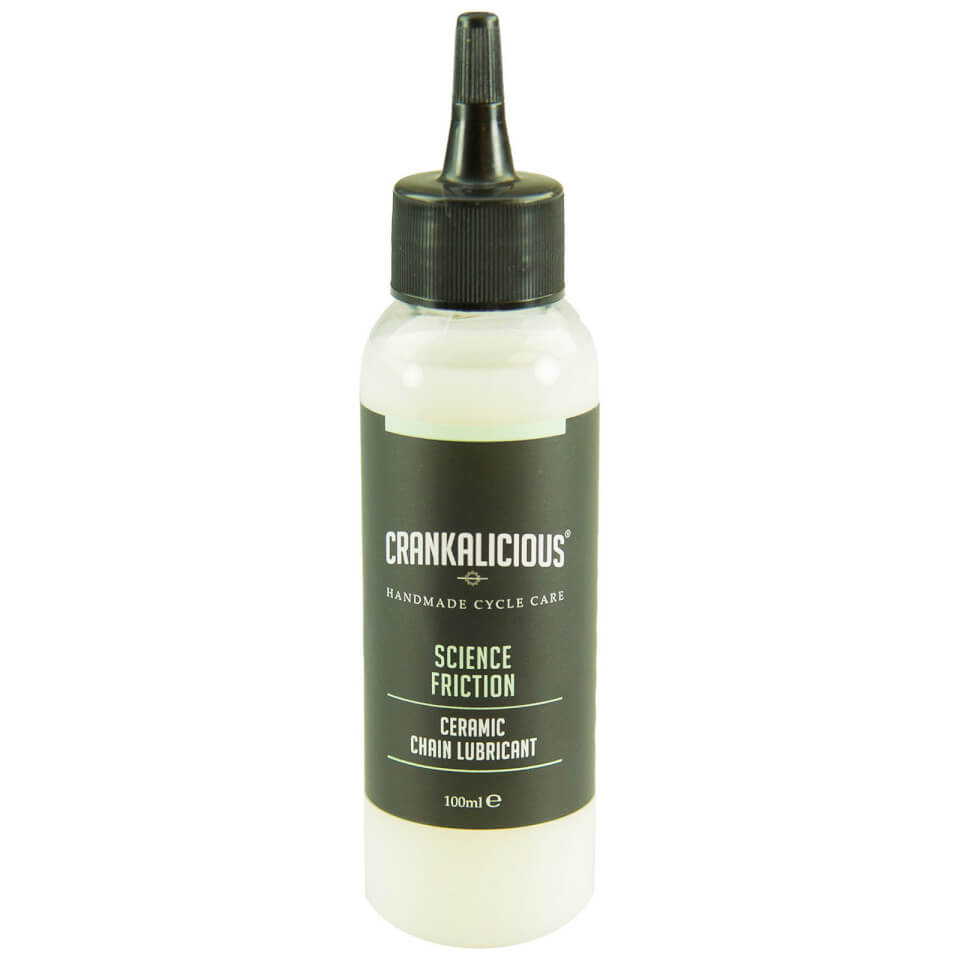 Crankalicious Science Friction Ceramic Lube - 100ml | polish_and_lubricant_component