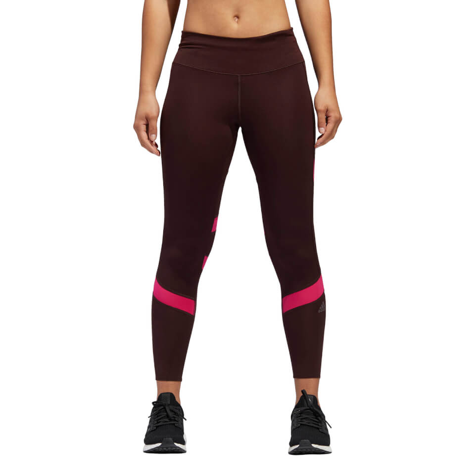 adidas Women's How We Do Tights - Legend Marine | Bukser