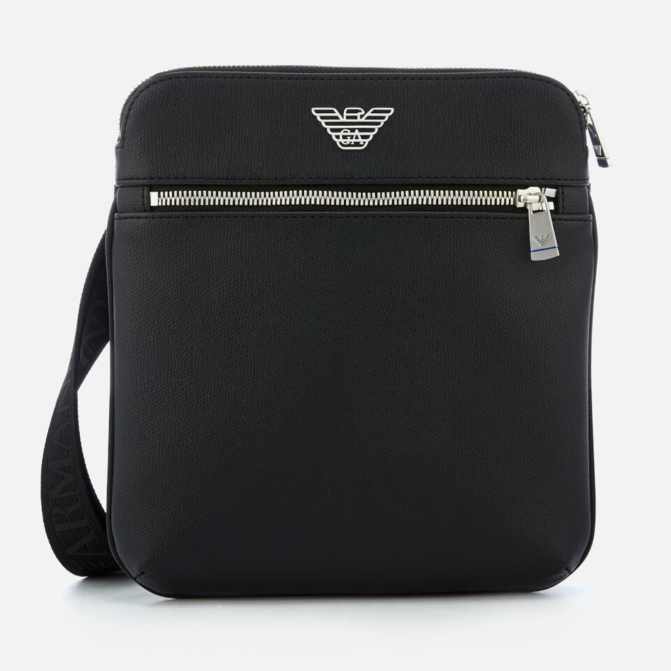 39d2b79faf5 Emporio Armani Men s Messenger Bag - Black