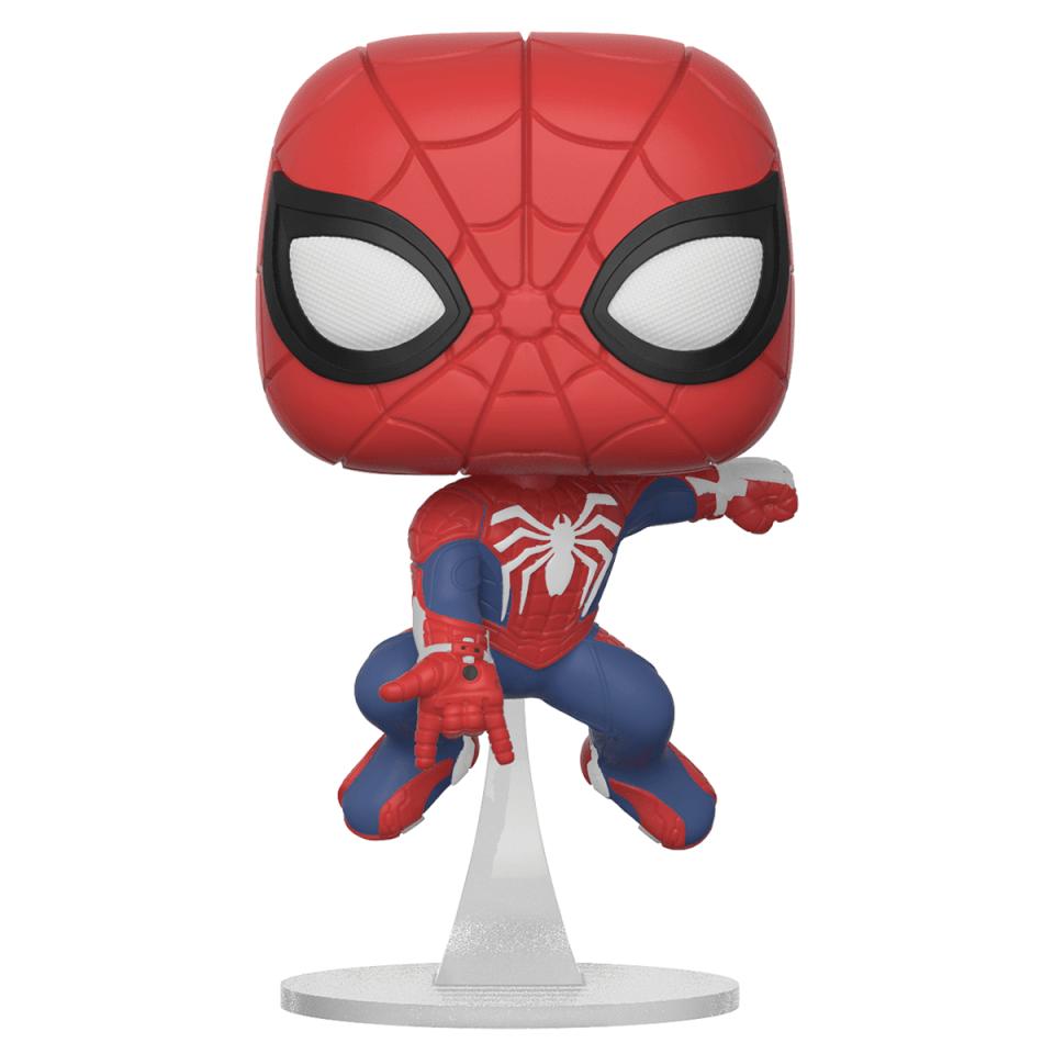 Marvel Spider Man Pop Vinyl Figure My Geek Box
