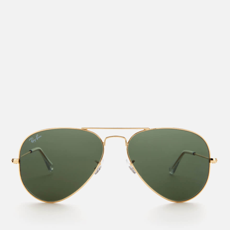 259b1f48f6a Ray-Ban Men s Aviator Metal Frame Sunglasses - Gold Mens Accessories ...