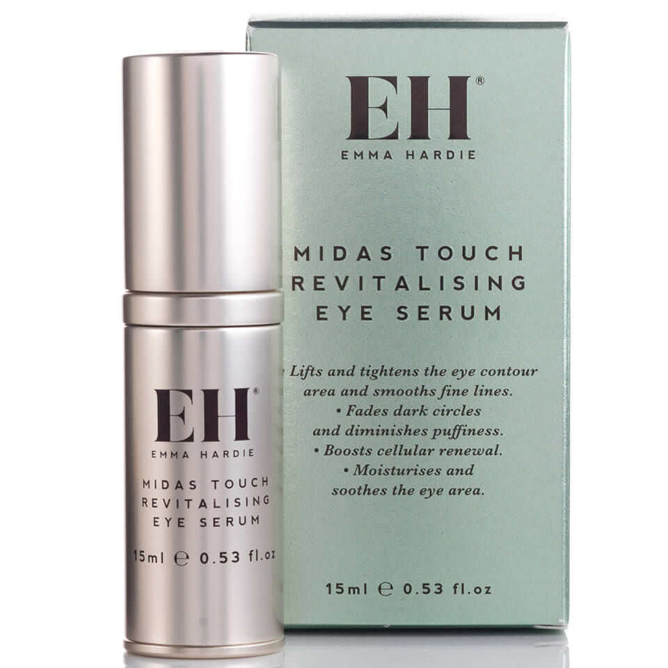 Emma Hardie Midas Touch Revitalising Eye Serum 15ml