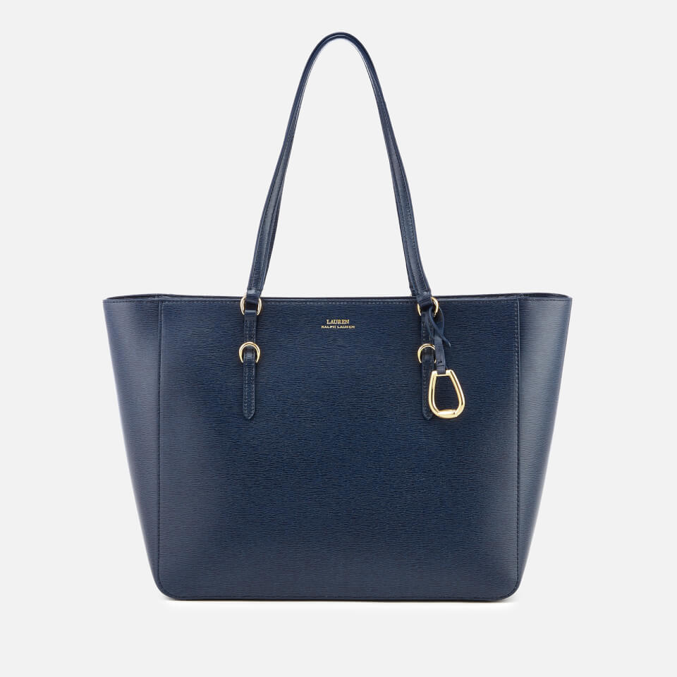 c88af3bb0380 Lauren Ralph Lauren Women s Bennington Medium Tote Bag - Navy