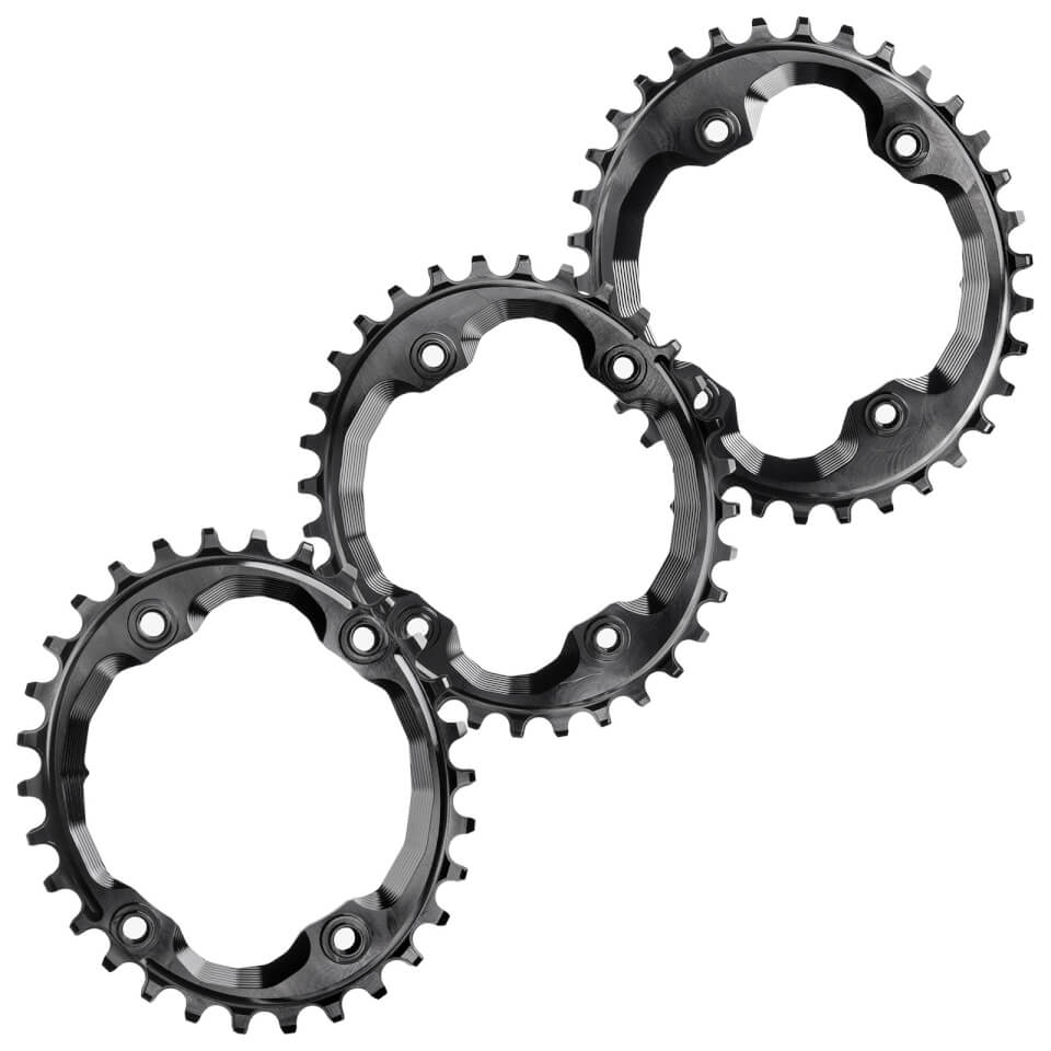 AbsoluteBLACK XTR M9000 Oval MTB Chainring | chainrings_component