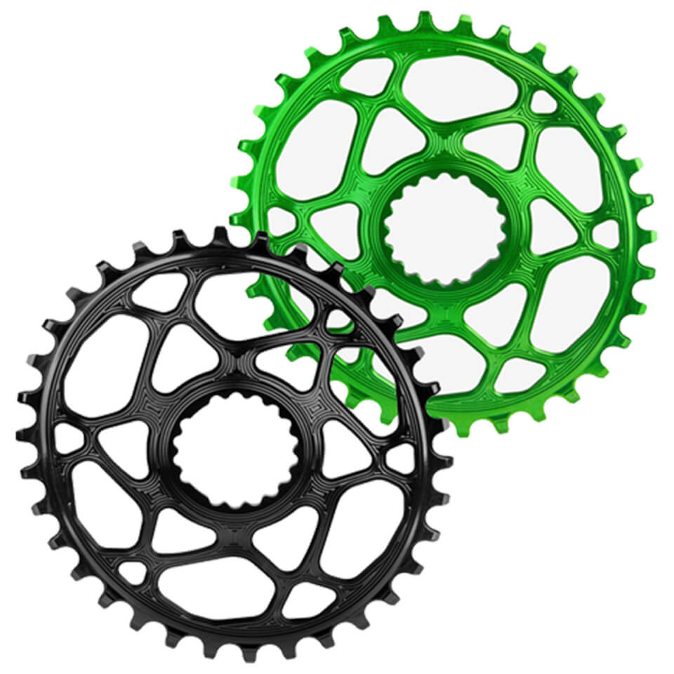AbsoluteBLACK Cannondale Hollowgram Direct Mount Round MTB Chainring | chainrings_component