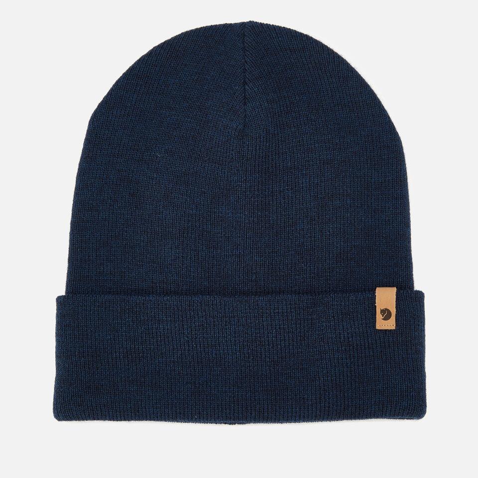 Fjallraven Men s Classic Knit Hat - Storm Mens Accessories  9fed80428be