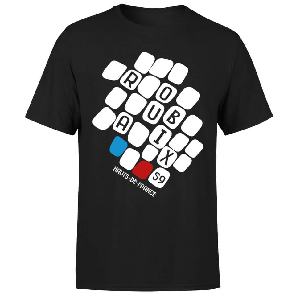 Roubaix Men's T-Shirt - Black | Jerseys