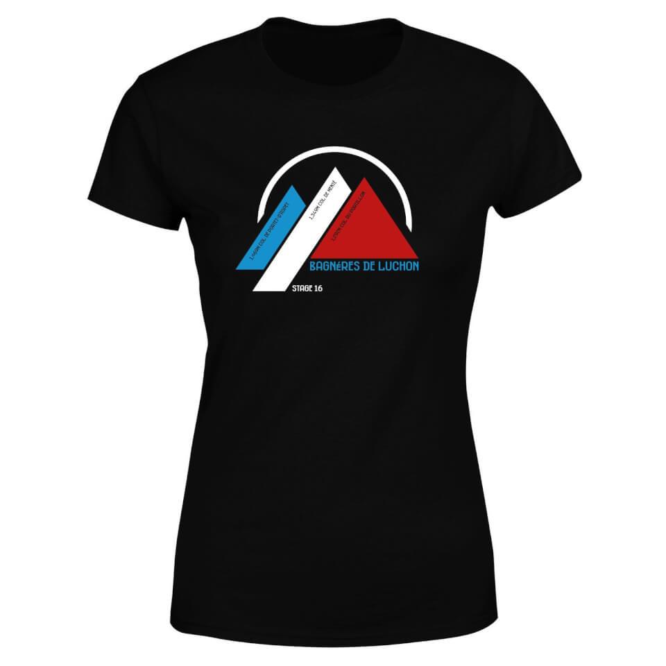 Bagneres De Luchon Women's T-Shirt - Black | Jerseys
