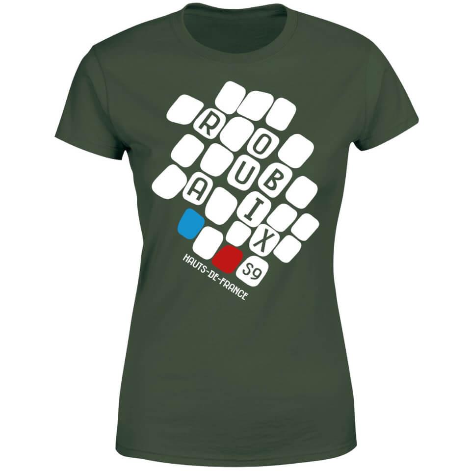 Roubaix Women's T-Shirt - Forest Green | Jerseys