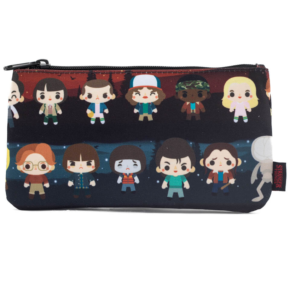 Loungefly Stranger Things Baby Characters Aop Print Pencil