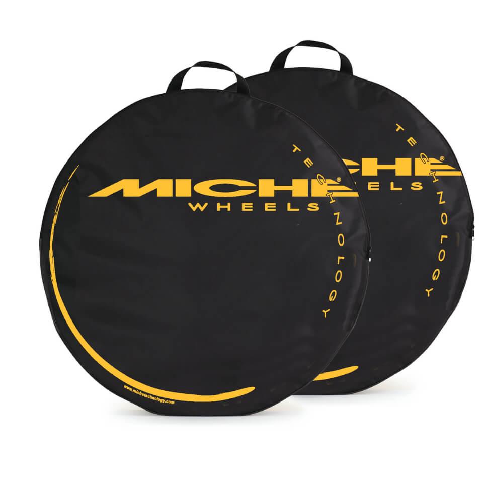 Miche MIche Road Wheel Bag - 700c - Black | Wheel bags