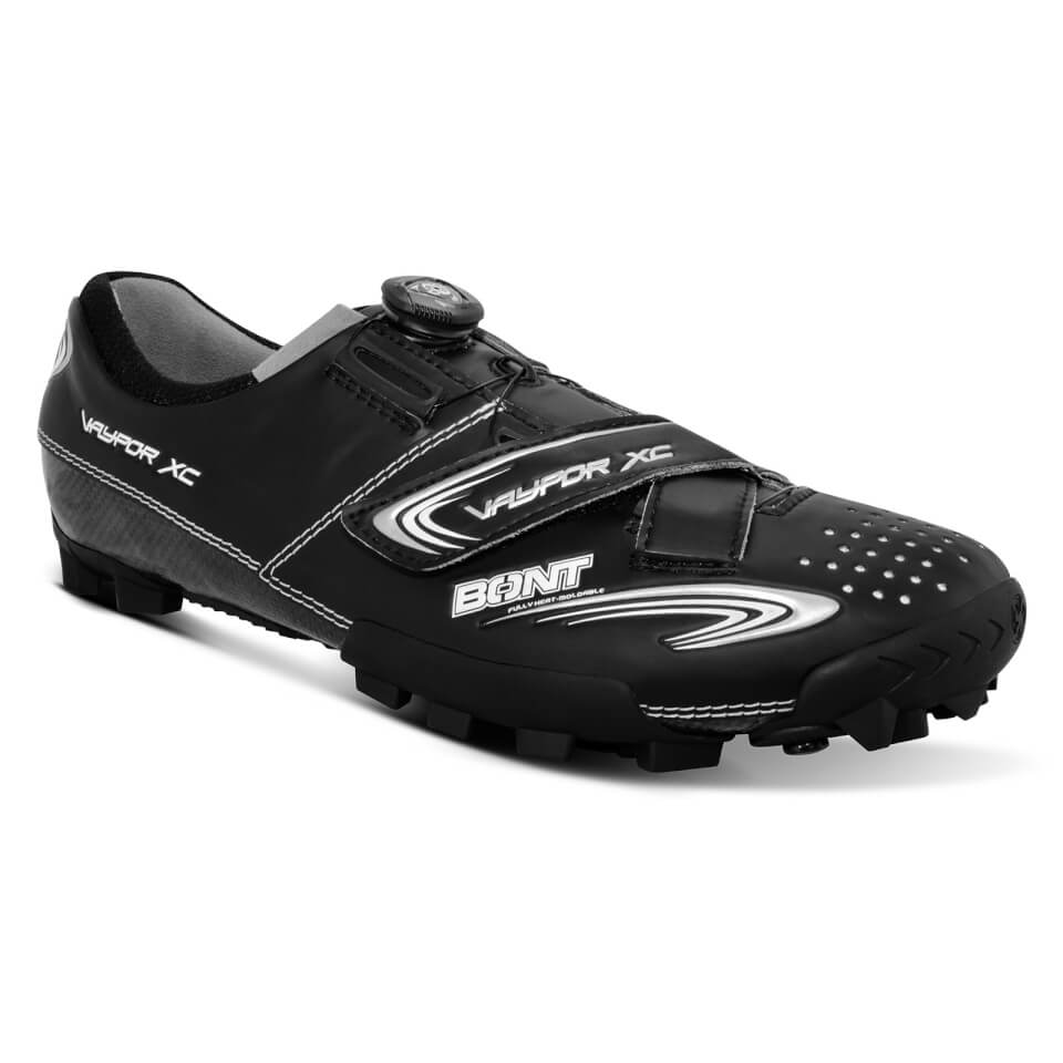 Bont Vaypor XC Road Shoes | Shoes and overlays