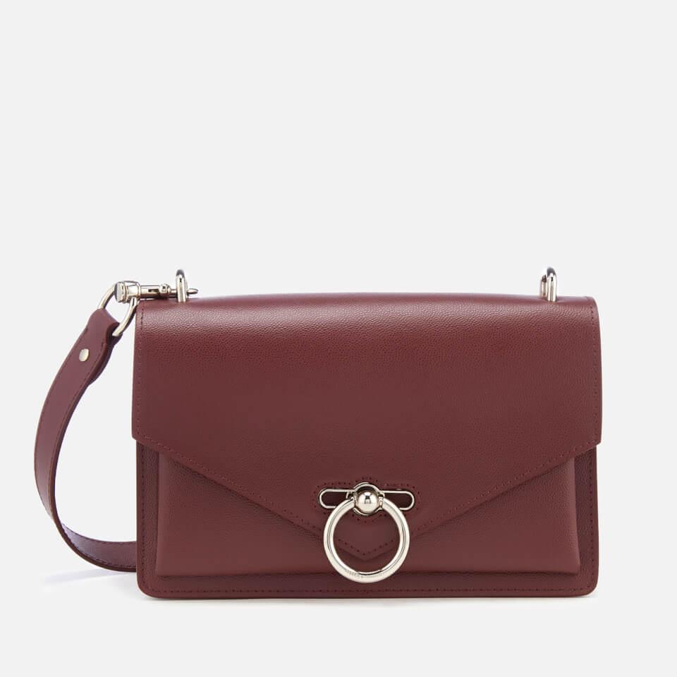 d6c73eb2c3f0 Rebecca Minkoff Women s Jean Medium Shoulder Bag - Bordeaux